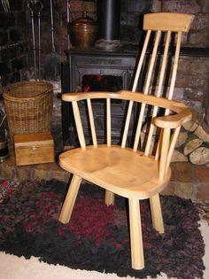 2x4 pine Welsh Stick Chair