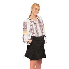 Ie Tradiţională Romanească Maiastra Bell Sleeves, Bell Sleeve Top, Traditional, Tops, Women, Style, Fashion, Swag, Moda