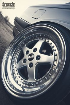 BBS for Kerscher 3 piece wheels