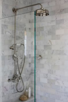 Do's & Don'ts in Bathroom Design: Decorative Shower Faucet