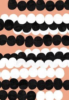 random patterning.
