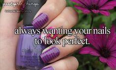 Nails girly