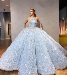A beautiful ice blue gown on this winter day from tersofnonyelum Ball Dresses, Evening Dresses, Prom Dresses, Formal Dresses, Pretty Dresses, Beautiful Dresses, Dress Outfits, Fashion Dresses, Fairytale Dress