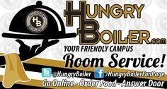 New HungryBoiler.com Campaign Biz Card Magnet Design