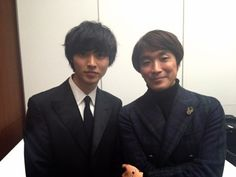 "Kento Yamazaki x director of ""orange"""