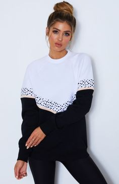 Shop the latest in clothes, shoes & accessories online from iconic Australian brand White Fox Boutique. Affordable Activewear, White Fox, White White, Sarah Day, Workout Attire, Dressed To The Nines, Active Wear For Women, Black Sweaters, Cute Outfits
