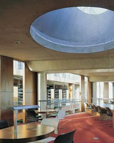 James Ussher Library in Trinity College, McCullough Mulvin Architects