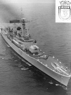 FREGATES ANTI-SOUS-MARINES CLASSE LEANDER (TYPE 12I) - Page 2 Royal Navy Frigates, Gtr R35, Naval History, Navy Ships, Aircraft Carrier, Battleship, Abraham Lincoln, Ships, Sailor