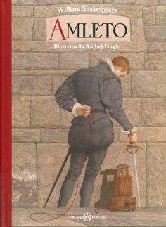 Jan Hollm, Amleto (secondo l'opera di William Shakespeare), Salani, 2014