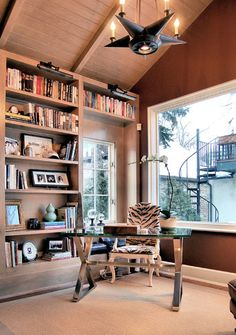 Traditional Home Office Photos Design, Pictures, Remodel, Decor and Ideas - page 20