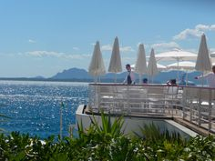 Hotel Du Cap, Eden Roc, Antibes, France