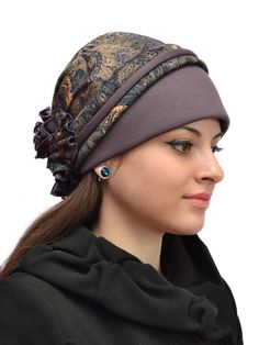 Тюрбан Turbans, Turban Hat, Turban Headbands, Headband Hairstyles, Fancy Hats, Cool Hats, Bone Bordado, Hair Cover, Mode Hijab