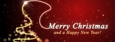 Timeline cover merry Christmas and Happy new year Merry Chistmas, Merry Christmas And Happy New Year, Wish You The Same, New Year 2017, Timeline Covers, Light Covers, New Chapter, Christmas Lights, Neon Signs
