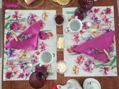 Flores em aquarela [http://www.tabletips.com.br]