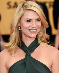 SAG Awards 2015 - The Best Beauty Moments: Claire Danes #InStyle