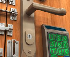 We offer many different solutions, such as, 24/7 Emergency Lock smith services, lockouts, re-keys, installation and maintenance of locks, installation and maintenance of door closers and digital locks, master key systems, security key systems that provide owners with secure control over their premises and key cutting.
