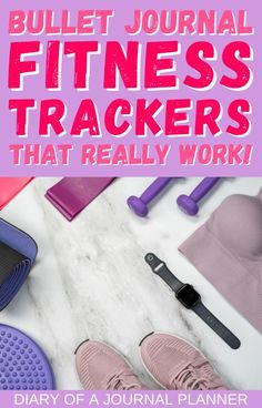 Start your fitness journey with these brilliant bullet journal fitness tracker pages and layout ideas! #fitness #healthyliving #bulletjournallayouts #Bulletjournalideas #fitnesstracker #bulletjournaltracker Bullet Journal Exercise Tracker, Bullet Journal Health, Bullet Journal Mood, Bullet Journal Layout, Bullet Journal Inspiration, Goal Journal, Fitness Journal, Fitness Tracker, You Fitness