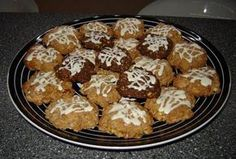 Cuketové sušenky Cereal, Muffin, Cookies, Breakfast, Food, Brownies, Biscuits, Crack Crackers, Morning Coffee