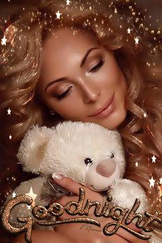 Mimi Gif: Good Night Good Morning Beautiful Gif, Beautiful Good Night Images, Beautiful Flowers Images, Cute Good Night, Good Night Gif, Good Night Sweet Dreams, Good Night Moon, Day For Night, Evening Greetings