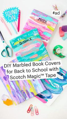 Diy Crafts To Do, Diy Crafts Hacks, Crafts For Girls, Diy Arts And Crafts, Cute Crafts, Creative Crafts, Diy For Kids, Paper Crafts, Back To School Crafts For Kids