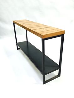 CONSOLE TABLE by designaltersolutions on Etsy