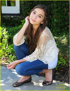 Rowan Blanchard as Rebecca Walsh (daughter of Janice and Carter Walsh, granddaughter to Leah & Michael Walsh )
