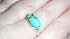 Handmade Jewelry Turquoise & Sterling by DeanasQuiltsandMore