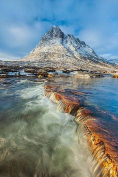 Glencoe majesty at Buachaille Etive Mor, Scotland