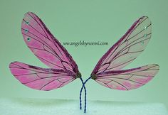 Transparency film wings front sides - Idea for making ... | 236 x 162 jpeg 7kB