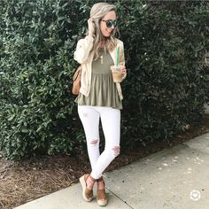 Spring / Summer Outfit @thesweethomemom www.thesweethomemom.com