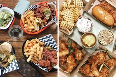 18 Places To Get The Goddamn Best Fried Chicken In Sydney Stuff To Do, Things To Do, Kfc, Fried Chicken, Chicken Wings, Sydney, Colonel Sanders, Places, Presentation