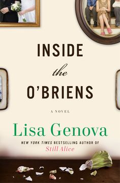 Lisa Genova has done it again!   Thought provoking, emotional, moving, inspiring.... This book is all of those things and more.  Lisa takes her reader into the home of a loving, Irish Catholic family in Boston.  Police officer, Joe, is diagnosed with Huntington's disease, something I knew nothing about before reading this book.  The diagnosis of this devastating, genetic disease rocks the family but I'll let you read it for yourself to see if they crumble...