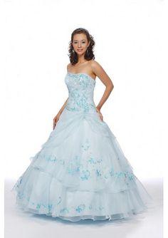 Texas Wedding by Keely Thorne Events | Blue wedding dresses ...