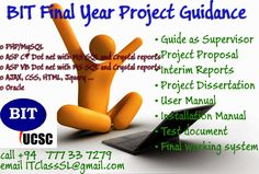 Computer Projects / Assignments [Information and Communication Technology]  Software development guidelines using SDLC    0. Finding a Software Project / Client 1. Requirement Gathering and Analysis: Feasibility Analysis 2. System Analysis: 3. System Design: 4. Coding: 5. Testing:  How to write Test cases with examples 6. Implementation: Documentations guidelines Sample Student or Industrial Projects