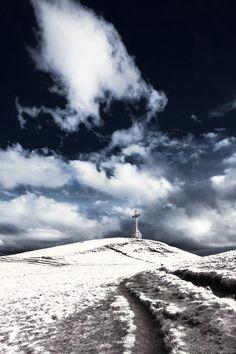 Croce del Pratomagno, tra Casentino e Valdarno, provincia di #Arezzo #Tuscany #Italy #travel #discovery