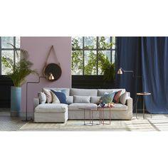 Sofa narożna Focus NAP