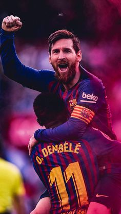 King and the maestro Lionel Messi Barcelona, Barcelona Football, Camp Nou, Psg, Fc Barcelona Wallpapers, Antonella Roccuzzo, Barcelona Players, Leonel Messi, Messi 10