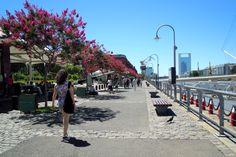 Porto Madero Sidewalk, Buenos Aires, Argentina, Places, Side Walkway, Walkway, Walkways, Pavement