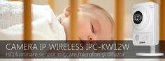 Camera IP #Wireless #Wifi #DAHUA #IPC-KW12W Shopping Deals, Reduce Waste, Saving Ideas, Space Saving, Wifi, Money, Silver