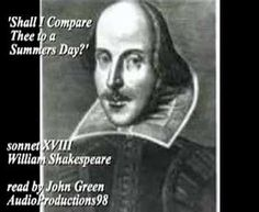 an analysis of the poem shall i compare thee to a summers day by william shakespeare (lines 1-8) of the poem sonnet 18 line-by-line analysis sonnet 18 by william shakespeare home / shall i compare thee to a summer's day.