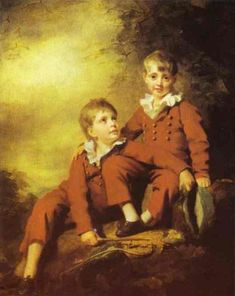 1811 Portrait of the Binning Children - Henry Raeburn