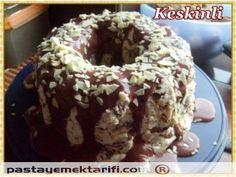 Halley Bisküvili Pasta Veya Yas Pasta