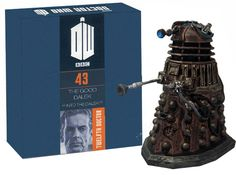Dr Who Figurine Collection #43 The Good Dalek
