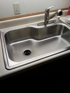 glacier bay all in one top mount stainless steel 33 in 4 single bowl kitchen sinkkitchen - Glacier Bay Kitchen Sink
