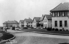 Ontario Hospital Whitby, c.1923
