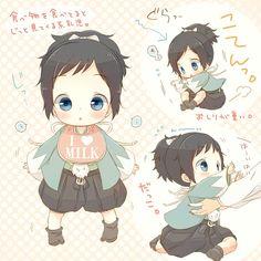 anime chibi baby at DuckDuckGo Kawaii Anime, Cute Anime Chibi, Bebe Anime, Neko, Manga Art, Anime Art, Character Art, Character Design, Baby Drawing
