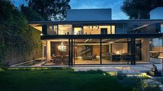 amazing modern house with spacious interior