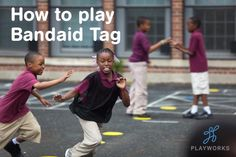 Do your students love tag?Teaching fun tag games with clear safety rules can make your playground more exciting and manageable to recess monitors.The Game of the Week is Bandaid Tag!