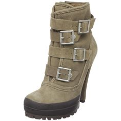 Steve Madden Women's Broadway Lug-Sole Boot - Free Overnight Shipping on New Styles, Free Return Shipping: endless.com