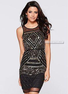 Black and gold dress from Venus http://www.venus.com/viewproduct.aspx?BRANCH=7~72~5031~&ProductDisplayID=29999